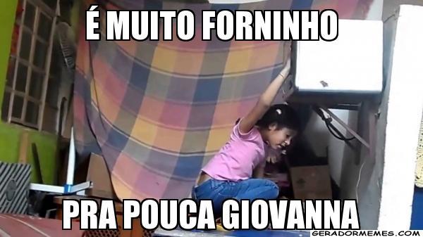 Segura, Giovanna!