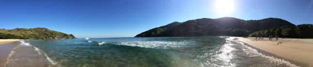 Panorâmica da Praia do Bonete